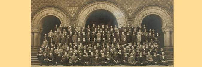 Harvard Law School, Class of 1915